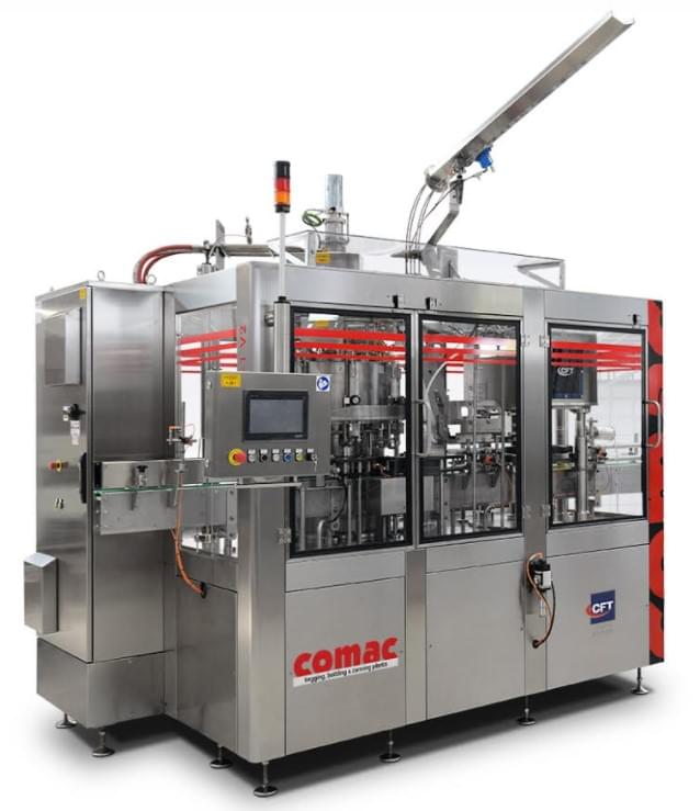 machinery for packaging beer