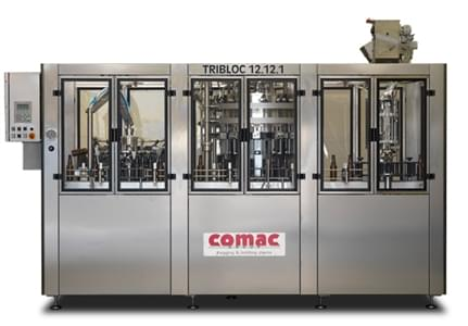 Plants for craft breweries, here you are 3 proposals by Comac